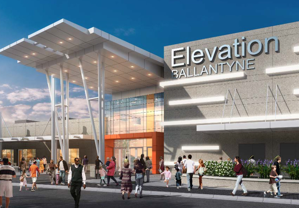 Elevation Church Ballantyne Feature Image