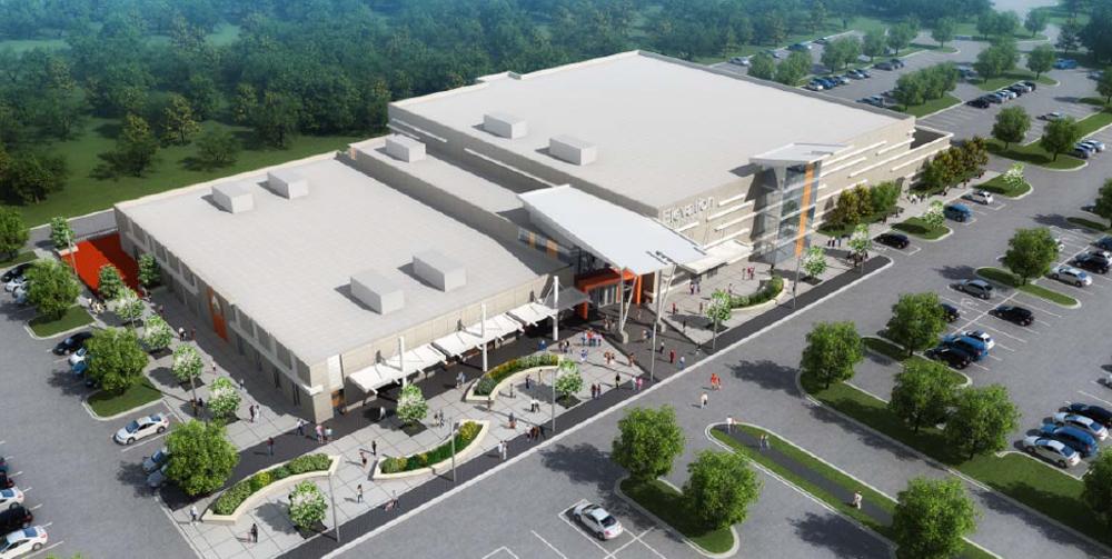 Elevation Church Plan A Visit : Elevation church ballantyne campus design resource